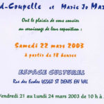 Invitation-St-Denis-en-Val-mars-2003